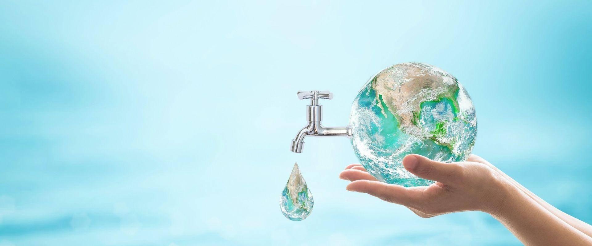 Limitare i consumi dell'acqua è possibile? SECONDA E ULTIMA PARTE: Immagine