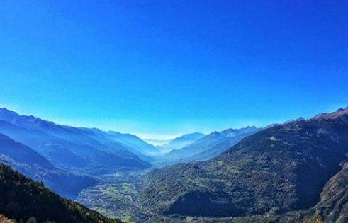 Na volta se diseva... 02 Novembre 2020: Foto della Valtellina