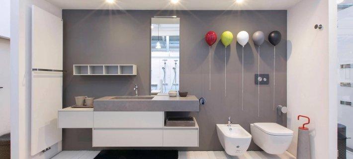 Showroom Arredo bagno - Luisago